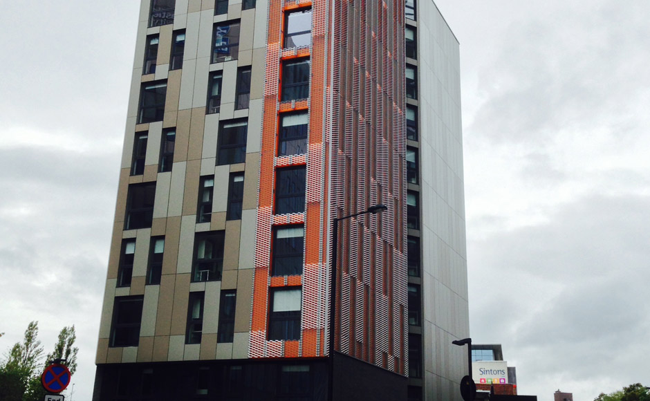 Pitt Street Student Accommodation Complex